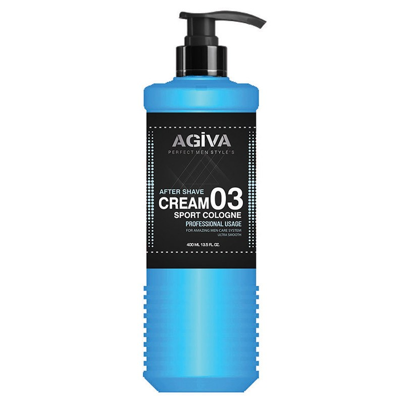 AFTER SHAVE CREAM COLOGNE 03 SPORT 400ML