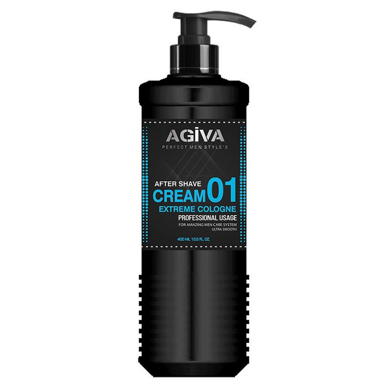 AFTER SHAVE CREAM COLOGNE 01 EXTREME 400ML