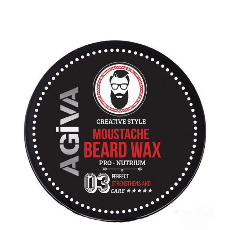 BEARD AND MOUSTACHE WAX 50ML