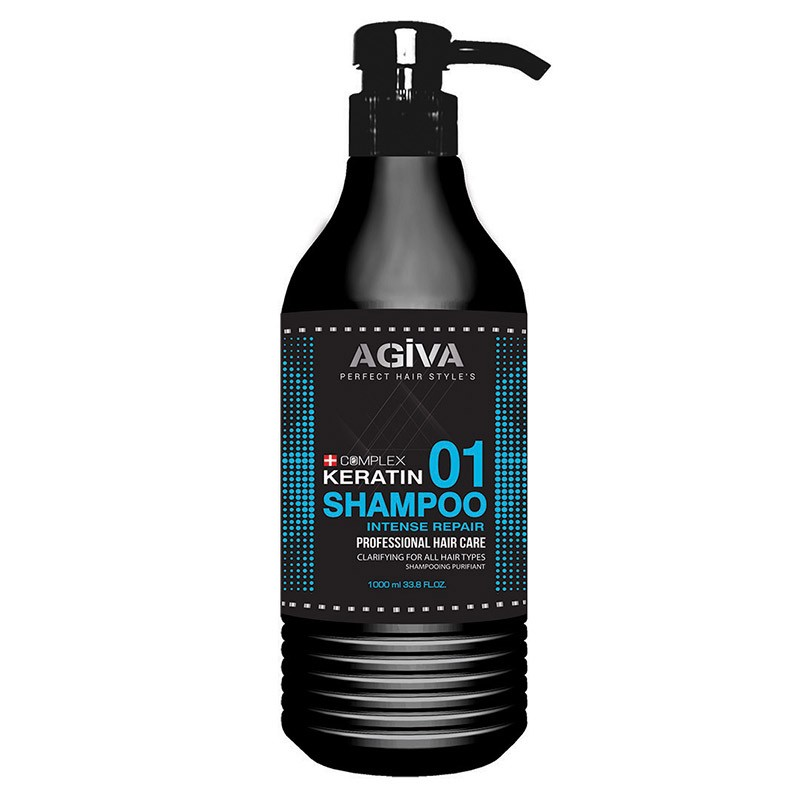 HAIR SHAMPOO KERATIN 01 1000ML