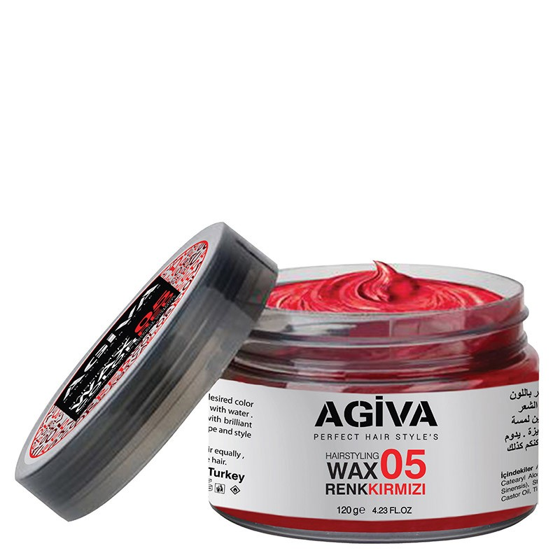 COLOR WAX RED 120GR