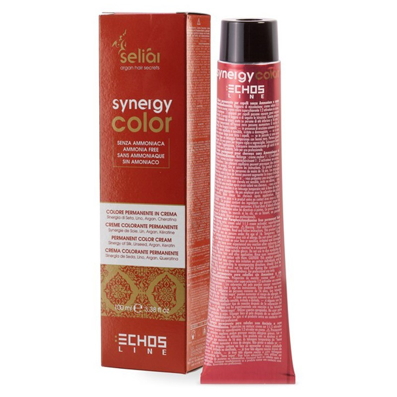 SYNERGY COLOR - COLORE PERMANENTE SENZA AMMONIACA N.6.32