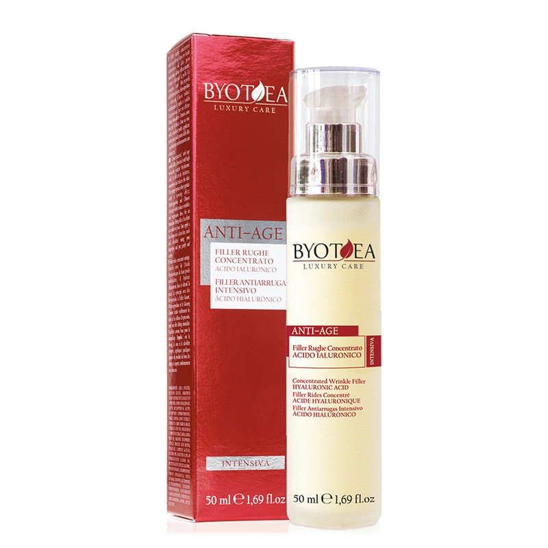 FILLER RUGHE CONCENTRATO ACIDO IALURONICO 50ML