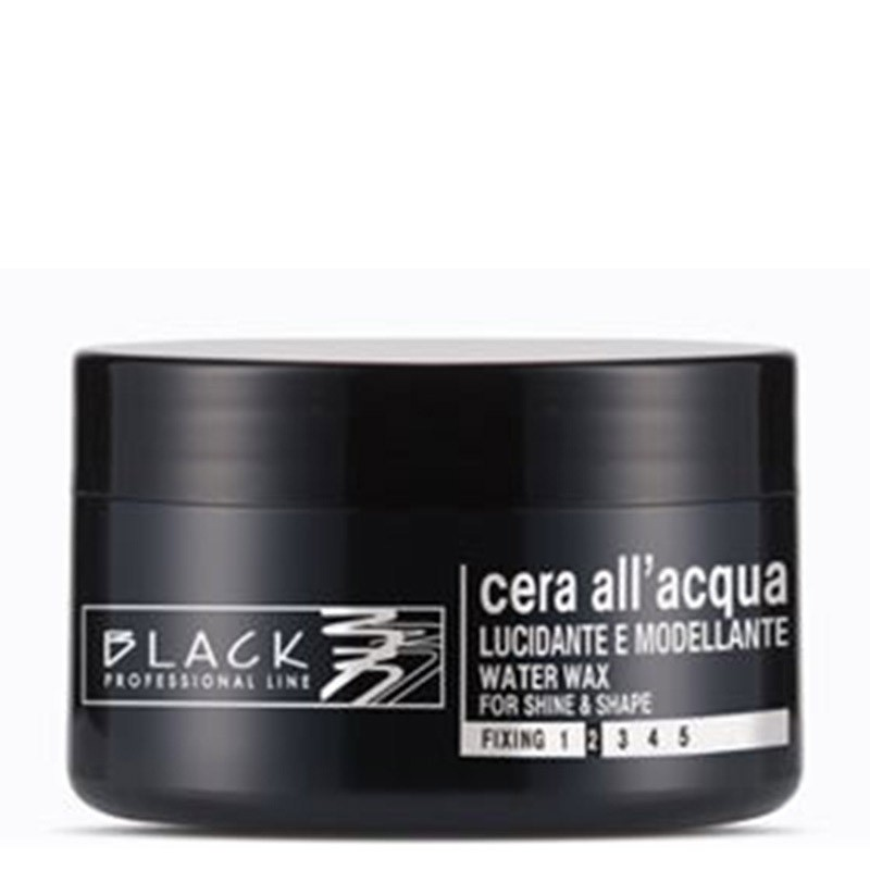 CERA ALL'ACQUA LUCIDANTE BLACK 100ML