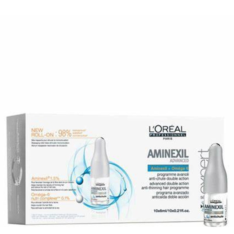 AMINEXIL ADVANCED ROLL-ON 10 FIALE