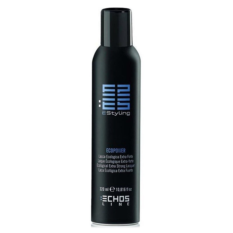 ECOPOWER LACCA ECOLOGICA EXTRA FORTE 320ML