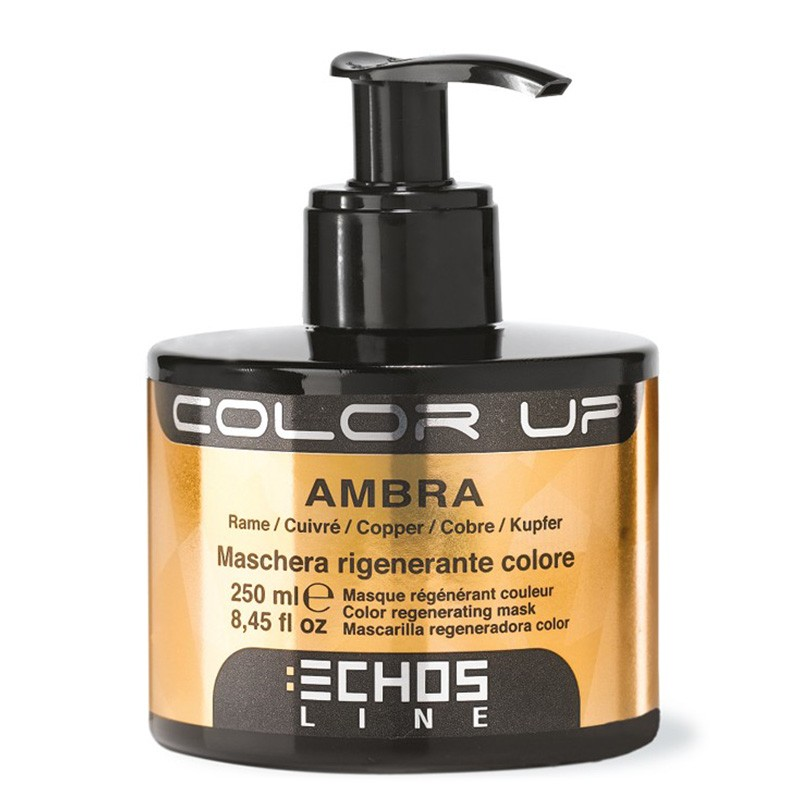 COLOR UP MASCHERA RIGENERANTE COLORE- AMBRA 250ML