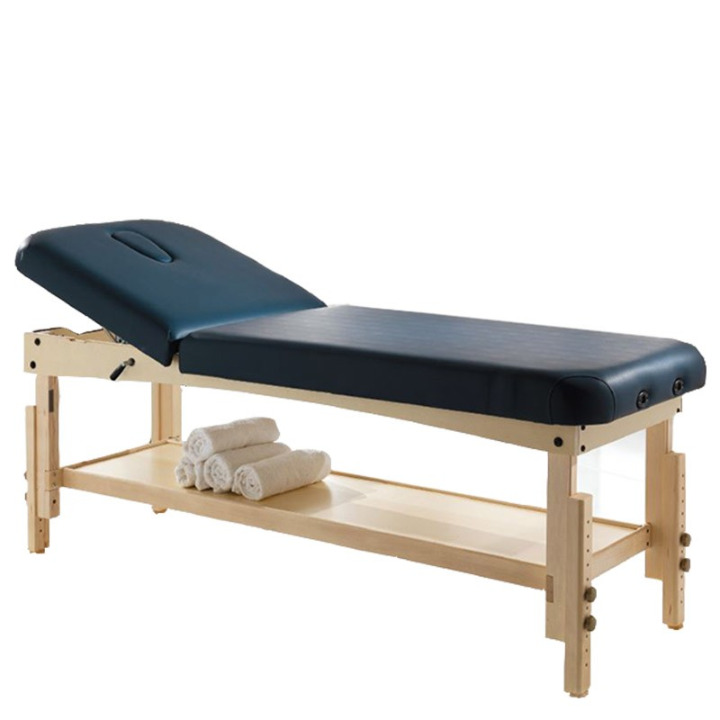LETTINO SPA ORIENT WOOD BED