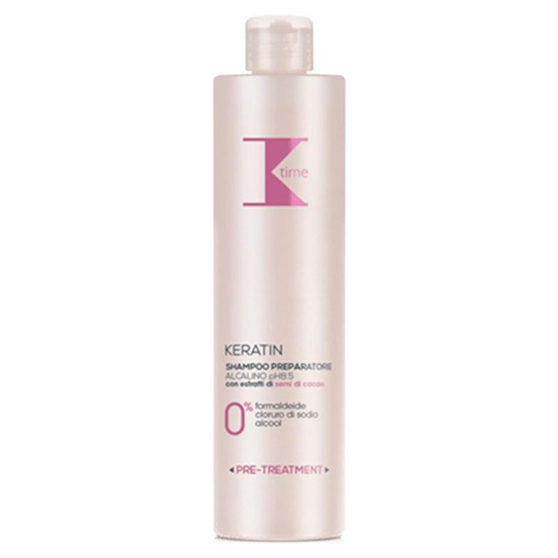KERATIN Shampoo preparatore 500 ml