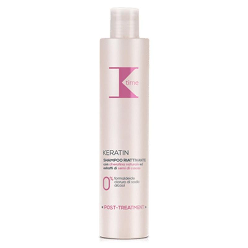 KERATIN Shampoo riattivante 250 ml