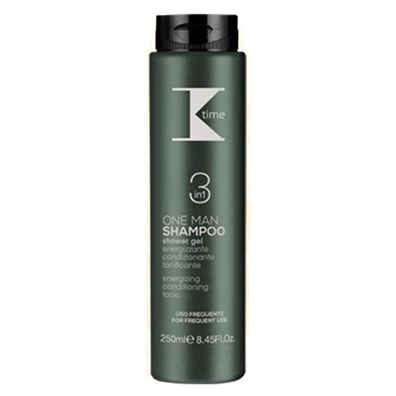 MAN Shampoo shower gel 250 ml