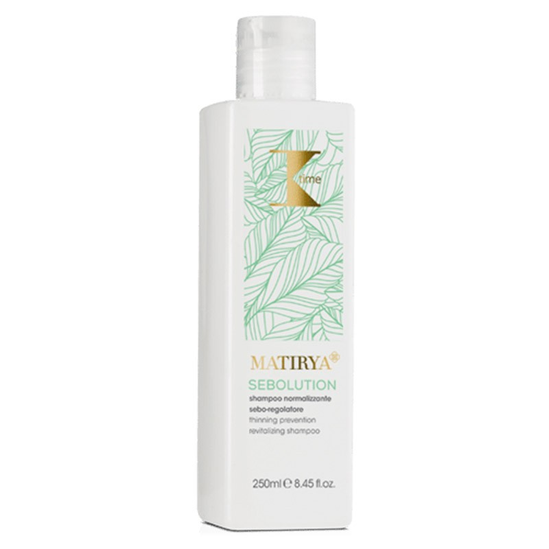 SEBOLUTION shampoo 250 ml