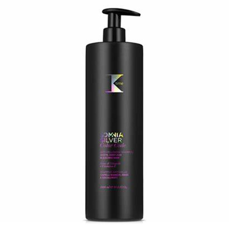 SILVER COLOR CODE Shampoo anti-giallo 1000ml