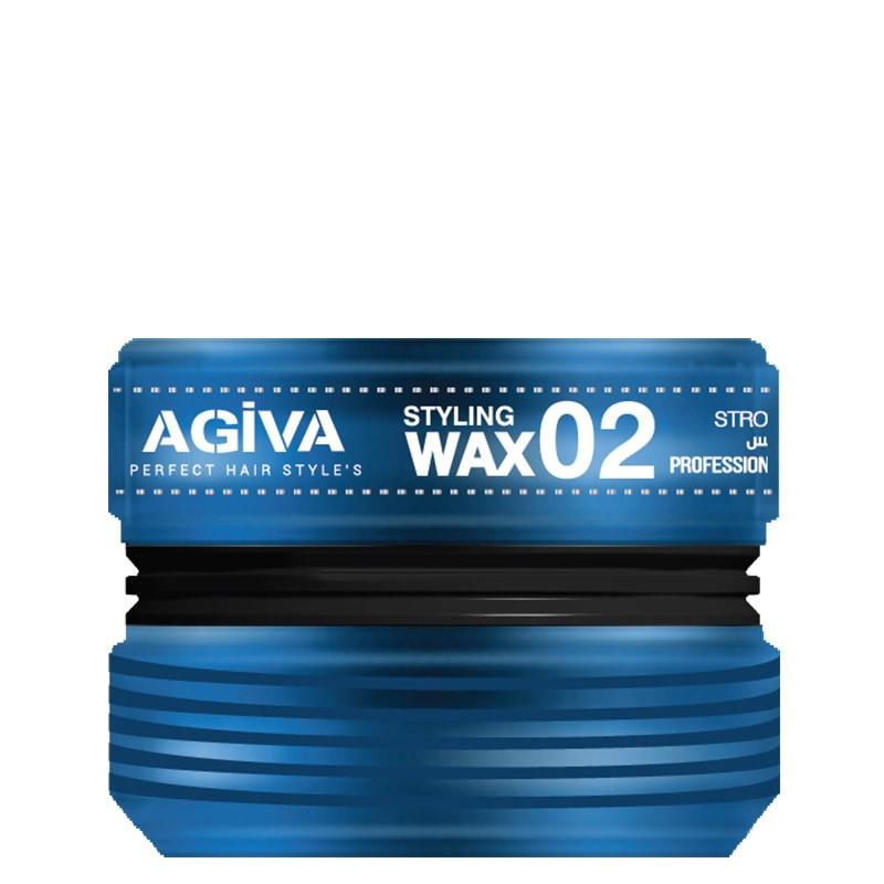 WAX02 STRONG LOOK 175ML